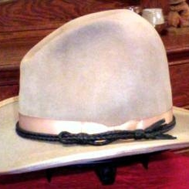 8659b56d95f2d How to Clean a Stetson Hat