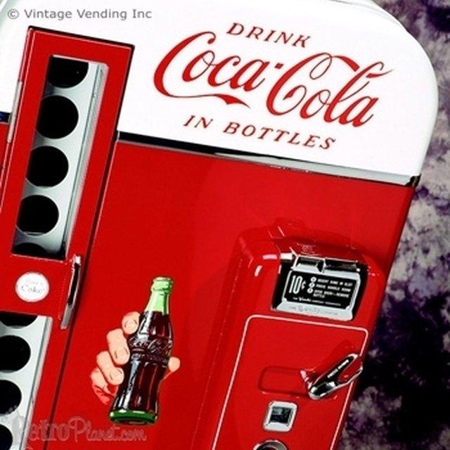 History of Coke Machines