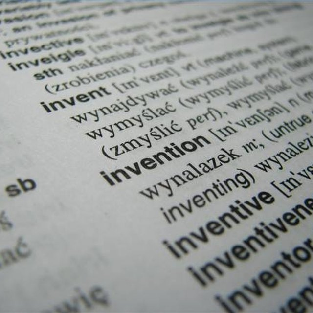 Companies That Help With Starting an Invention