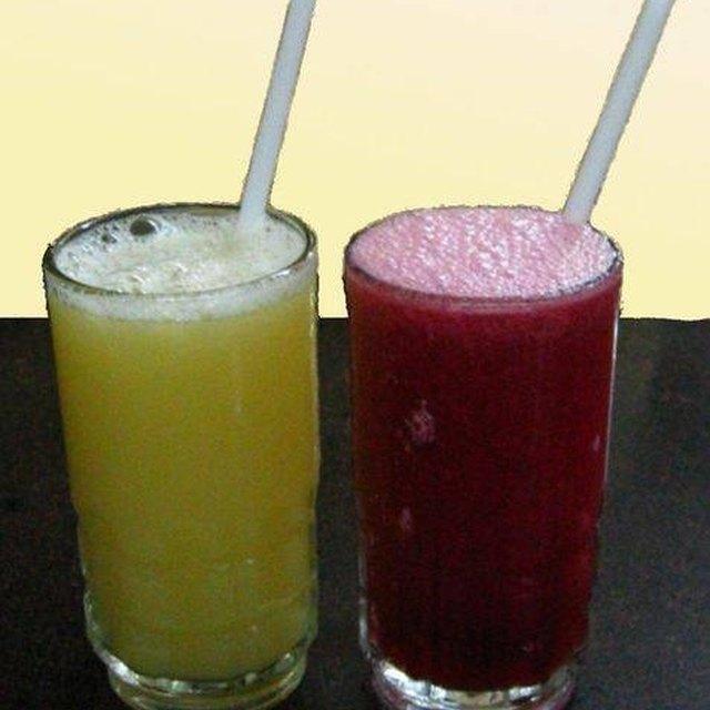 Juice Making Business