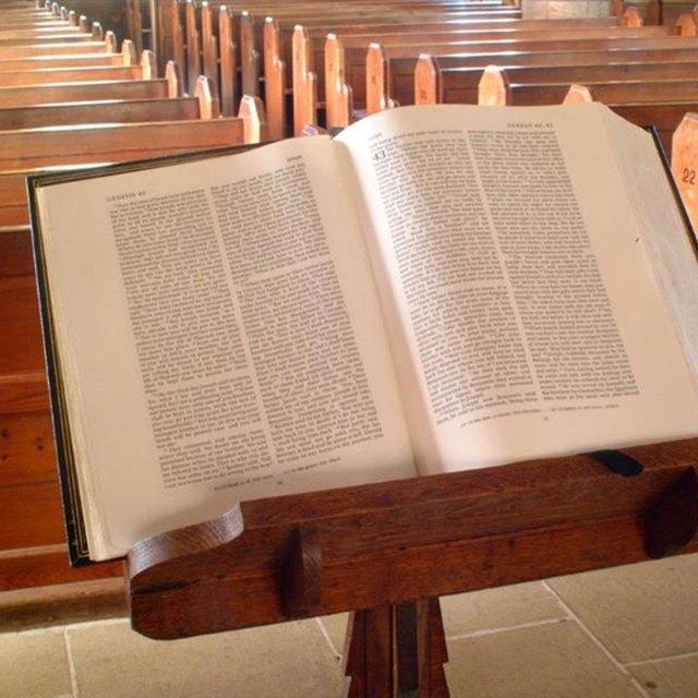 Where to Buy Cheap Church Podiums & Altars