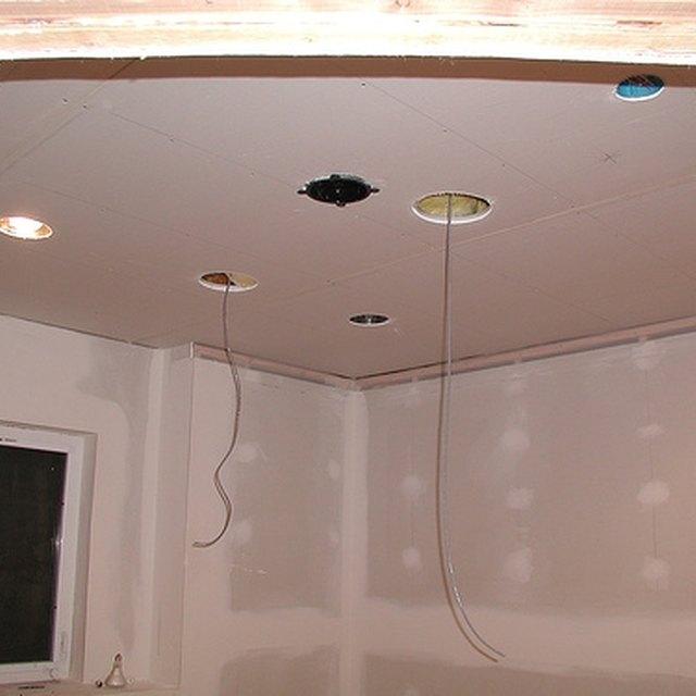 How To Waterproof Ceilings