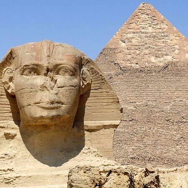 The Meaning of the Great Sphinx of Giza in Egypt
