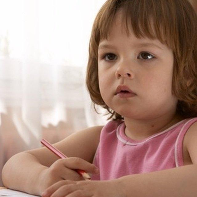 Activities for Listening Skills in Preschoolers