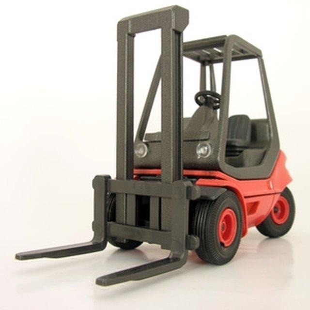 Forklift Training Classes