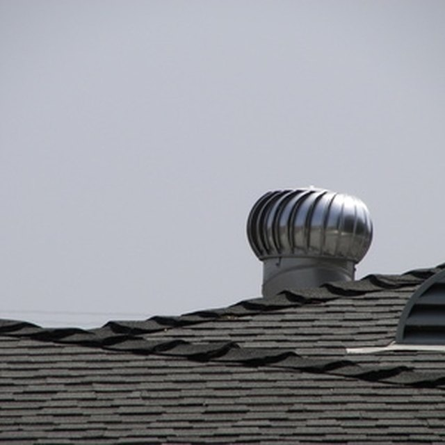How To Install A Roof Turtle Vent Homesteady