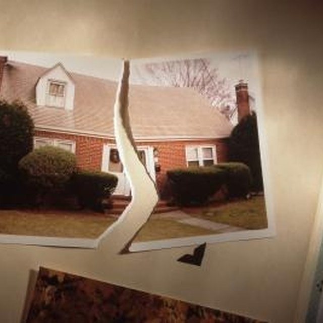 Divorce & Mortgage Foreclosure