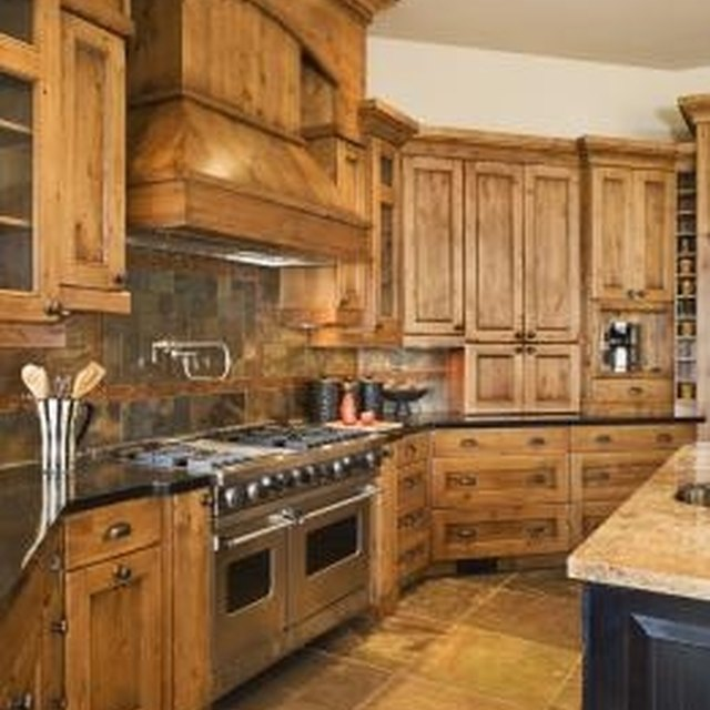 Cleaning My Kitchen: How To Remove Old Built Up Wax On Kitchen Cabinets