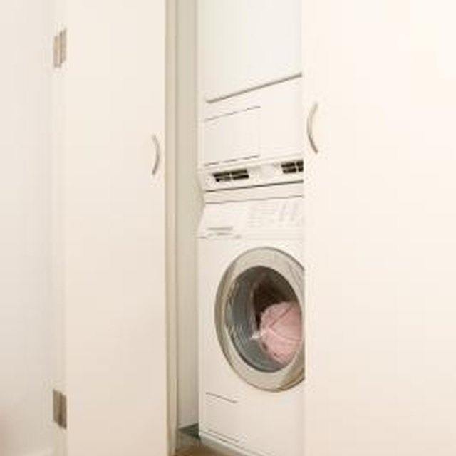 How Do I Unstack A Kenmore 417 8114200 Clothes Dryer