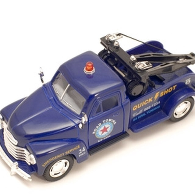 Tow Truck Commercial Driver's License Training