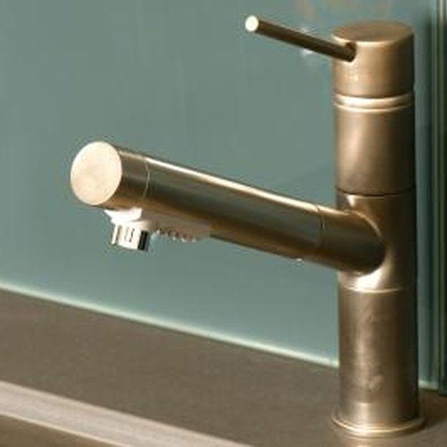 How To Fix A Broken Kohler Faucet Handle Homesteady