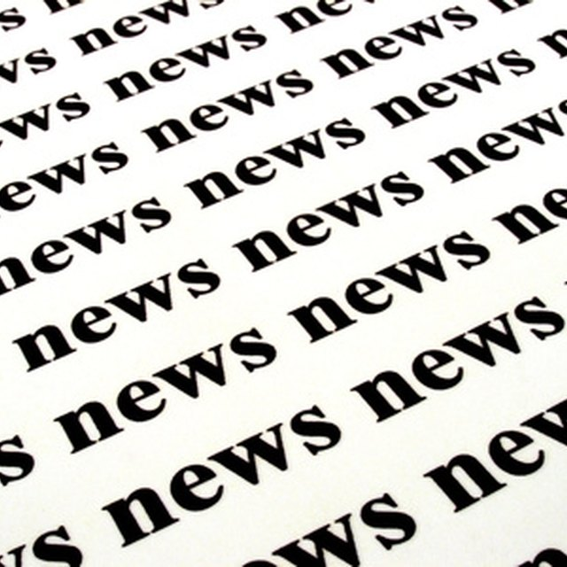 What Goes Into a Newsletter?