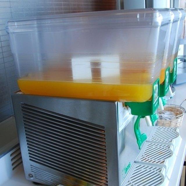Homemade Water Chiller