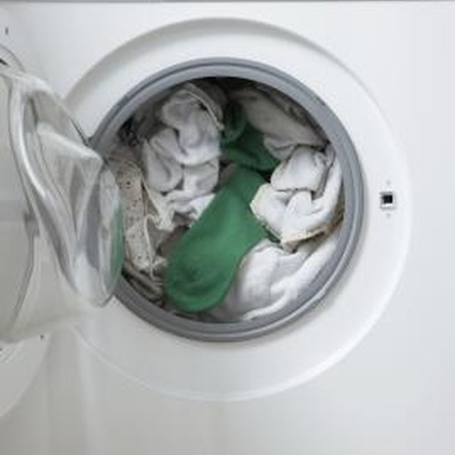 How To Get The Smell Out Of A Front Loading Washer