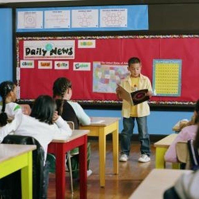 Public Speaking Activities for Kids