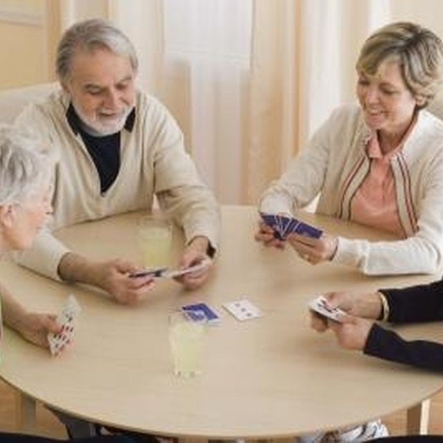 Math Games for Seniors