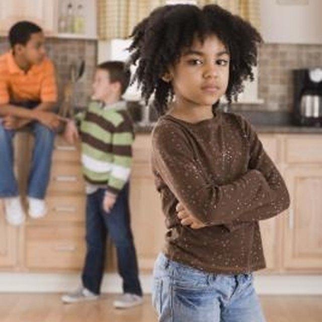 Self-Control Techniques for Children