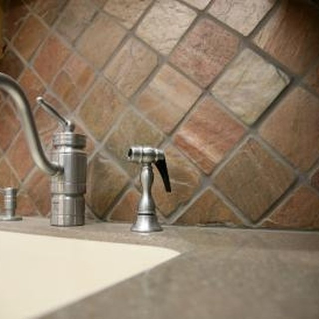 How to Remove Mildew From Granite