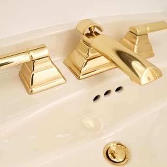 How To Install A Sink Stopper Homesteady