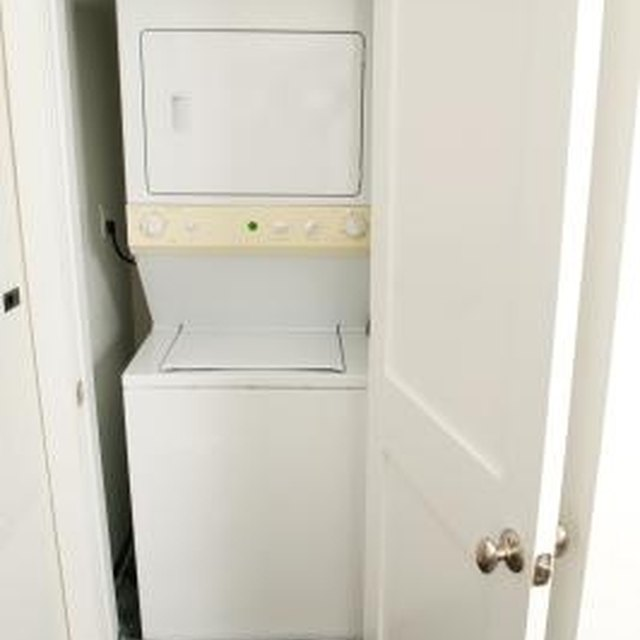 How To Connect A Kenmore Washer Amp Dryer Homesteady