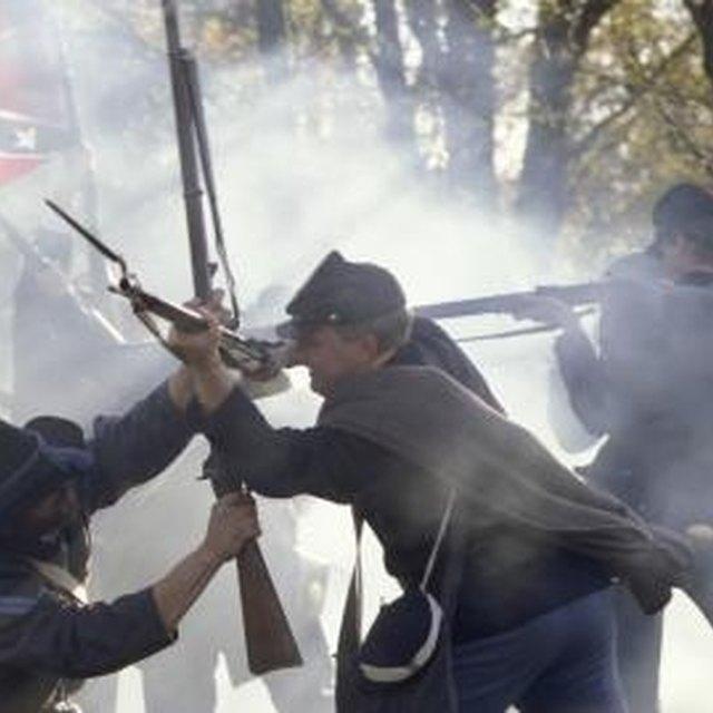 Hygiene in the Civil War