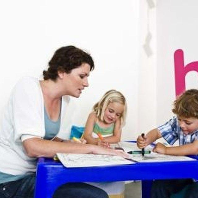 Classroom Observation Checklist for a Head Start Preschool