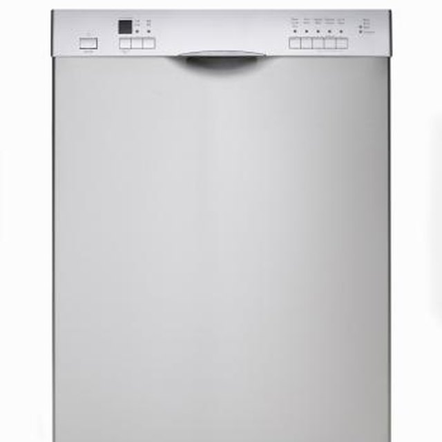 My Dishwasher Is Not Cleaning With A Burning Smell