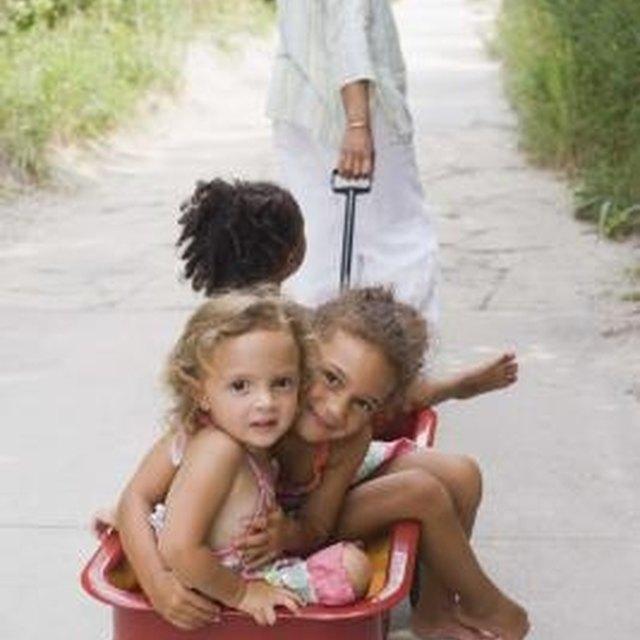 Push & Pull Activities for Kindergarten