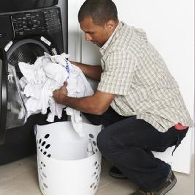 What To Do If A Kenmore Washer Series 70 Won't Drain