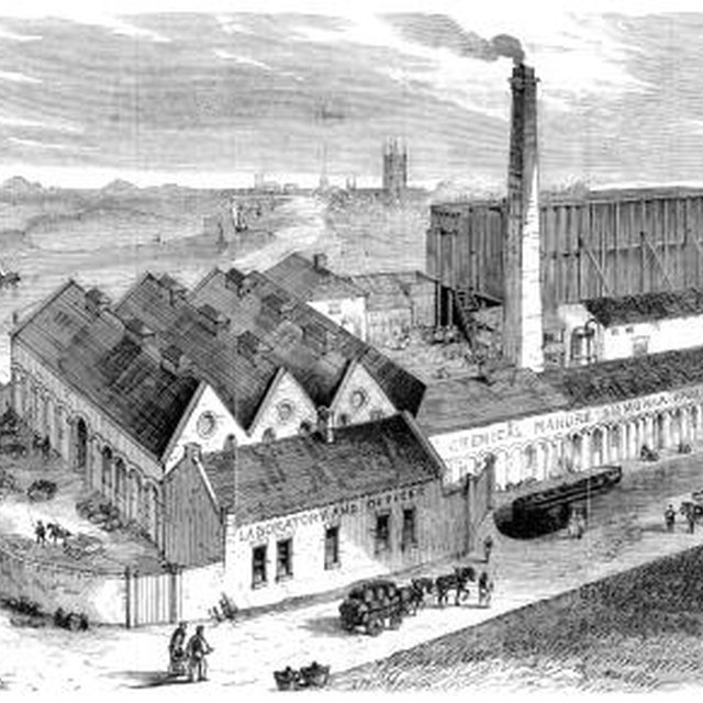 Negative Parts of the Industrial Revolution