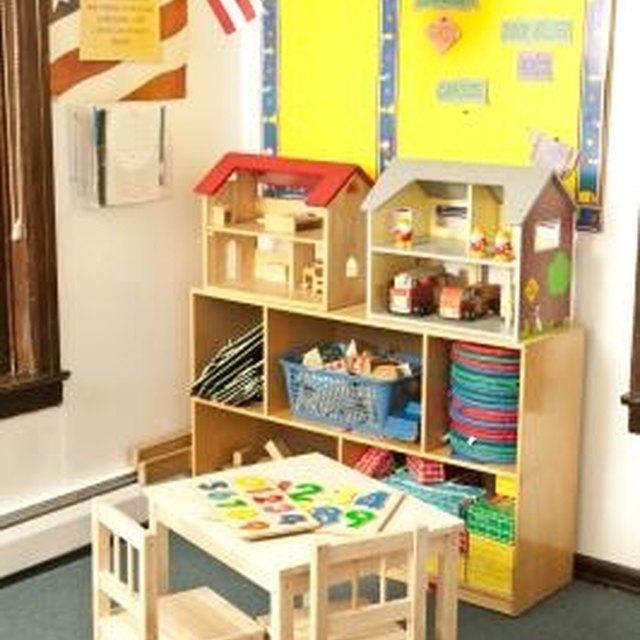 How to Arrange a Montessori Classroom