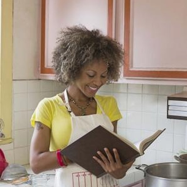 How to Write a Rationale for a Cooking Lesson Plan