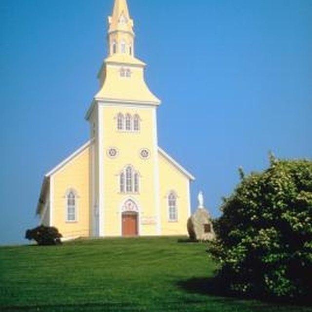 Faith Based Grants for Churches