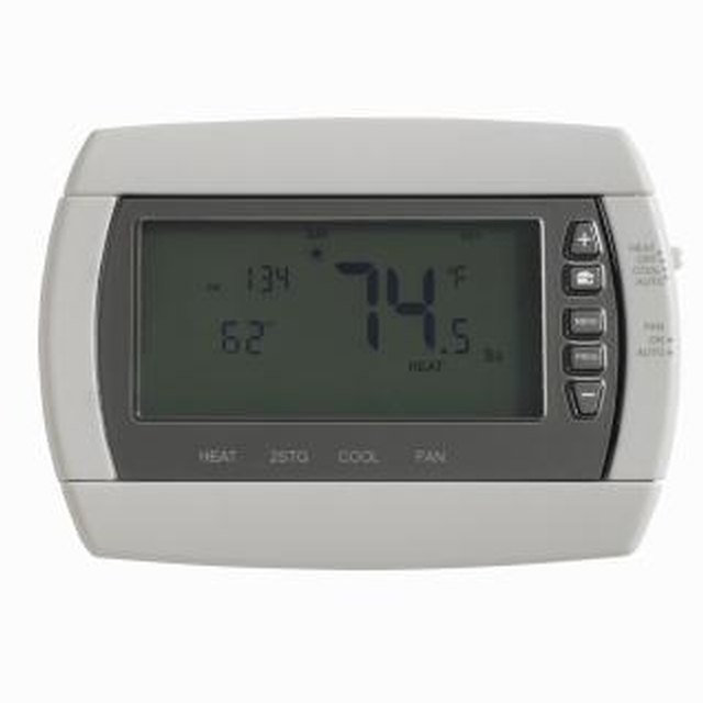 Honeywell Thermostat Won U0026 39 T Set