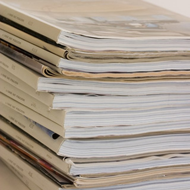 How to Find a Publication Date on Journals