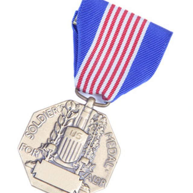 Military Medals & Their Meanings