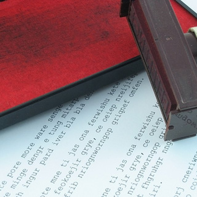 Test for Becoming a Notary Public in Dayton, OH