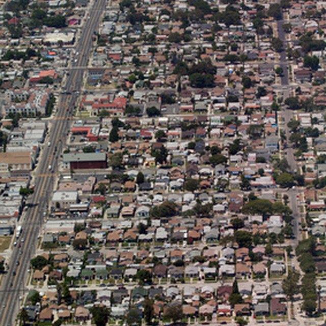 Urban Sprawl Pros Vs. Cons