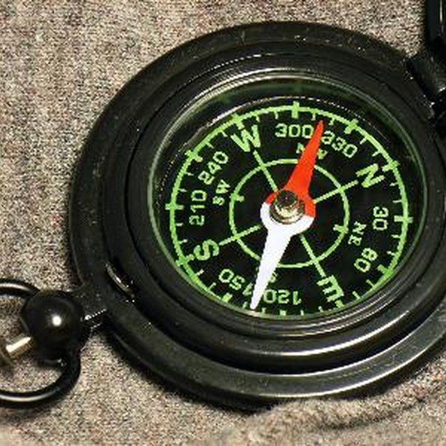 How to Care for a Magnetic Compass