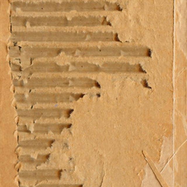 Ideas for Cardboard Testimonies