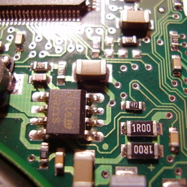 Electronic Recovery of Scrap Gold
