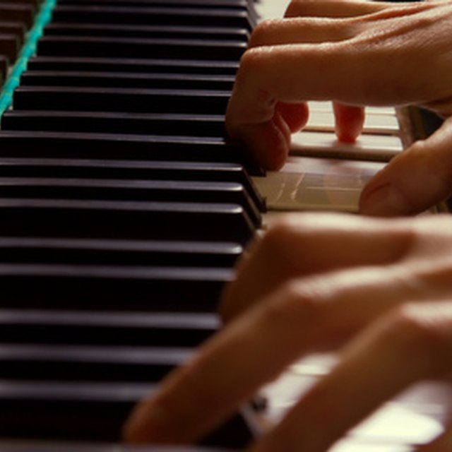The Average Salary of a Pianist