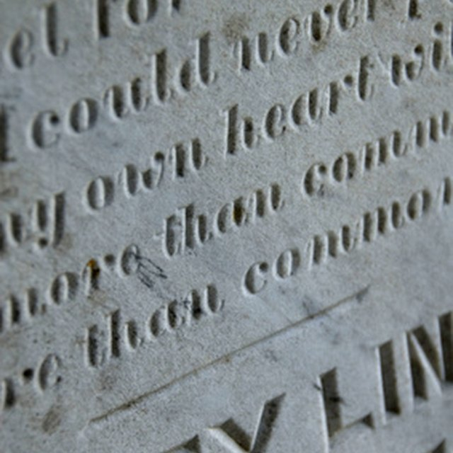 How to Start a Headstone Cleaning Business