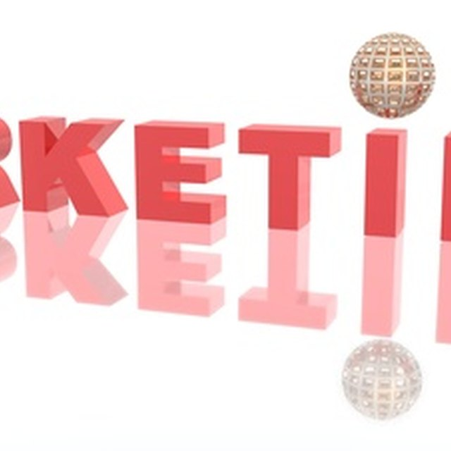 List of Marketing Objectives