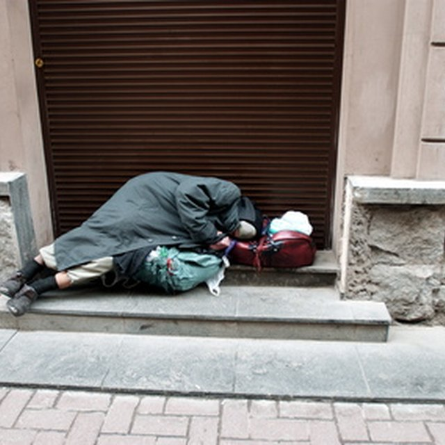 Careers in Helping the Homeless
