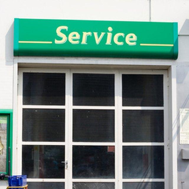 Service Marketing Objectives