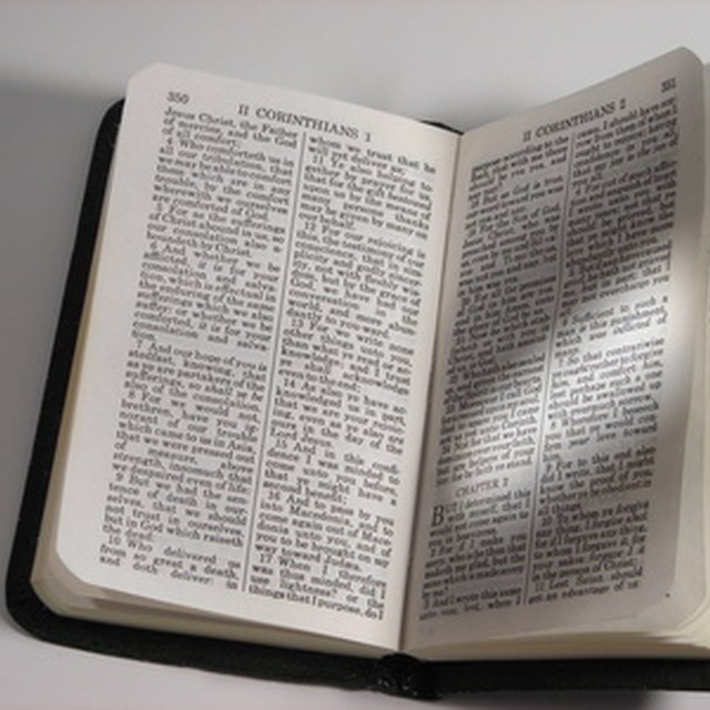 How to Donate Gideon Bibles