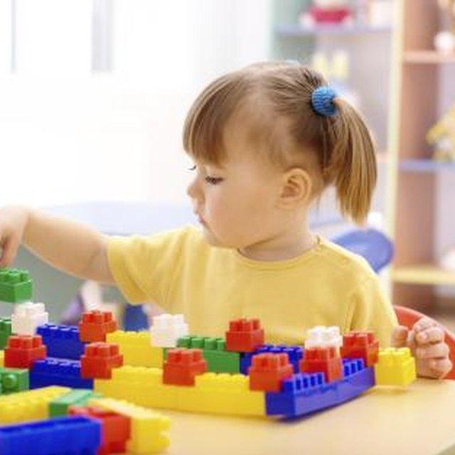 Preschool Manipulative Activities