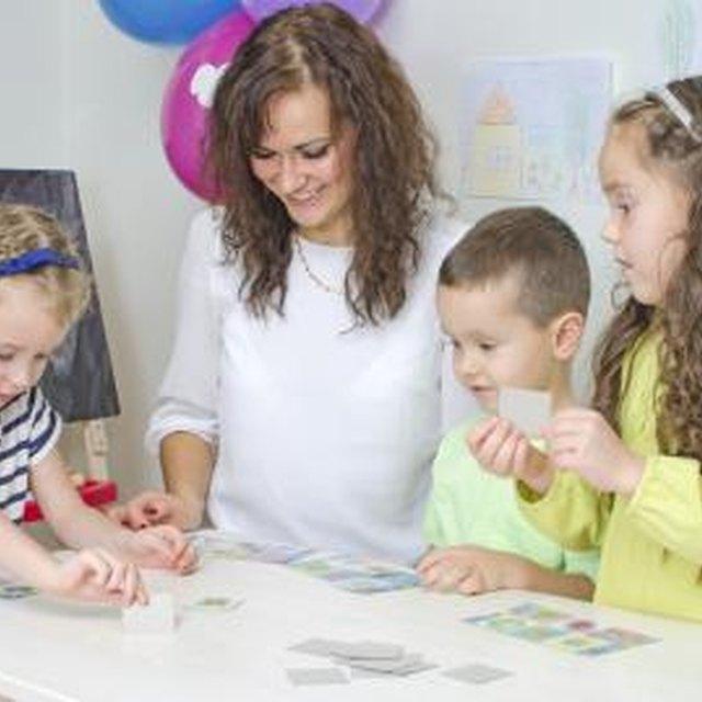 Literacy Games for Preschool