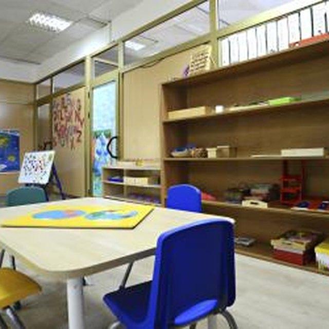 How to Arrange a Preschool Classroom